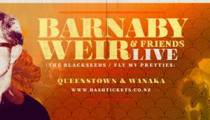 Barnaby Weir & Friends Live