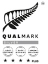 Qualmark - 4 Star Plus Silver